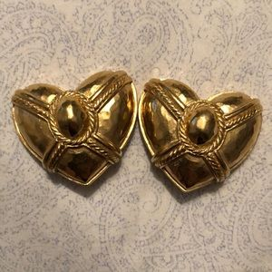 Vintage Authentic Givenchy Earrings